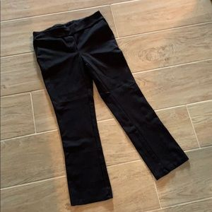 Black legging/stretch pants